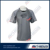 100%polyester t shirt with full sublimation printing