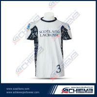 new design sublimation t-shirt