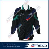 2013 new sublimation jacket for team