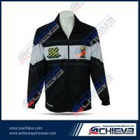 2013 new sublimation long sleeve jacket
