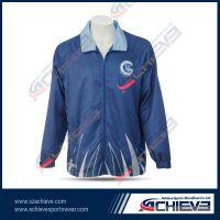 full sublimation long sleeve jacket