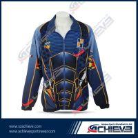 High quality sublimation jacket
