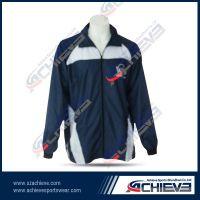 2013 new design 100%polyester sports jacket wear