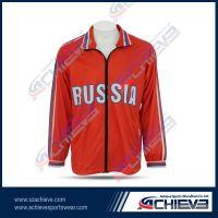 Sublimated winproof jacket