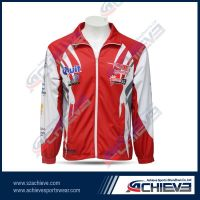 Sublimation Print Jacket With All Color
