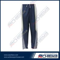 High quality customzied track pant