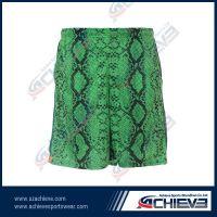 Hot sell custom sublimate soccer shorts