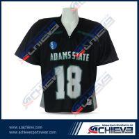 100%polyester customized soccer jerseys