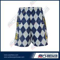 Fashion customized football shorts
