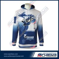 Custom sublimation hoody with high quality and service