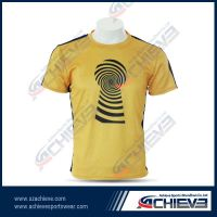 Full sublimation soccer uniform with your own design