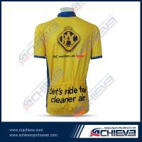 custom sublimation  motocycling shirts for team