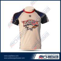 custom long sleeve breathable soccer uniform