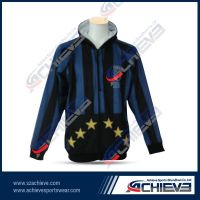 Custom made sublimation warm hoodies
