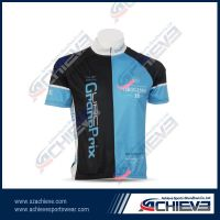 Sublimation cycling jersey cutomized for team