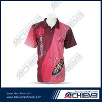 customized new design polo shirts/ fishing shirts