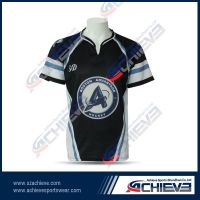 Tight fit rugby uniform