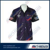013 oem wholesale sublimation polo /golf shirts
