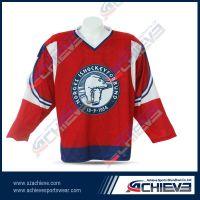 High quality ice hockey wear with free shippment