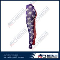 Flag design fashion tights leggings girls legging