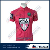 Fashion team cycling uniforms