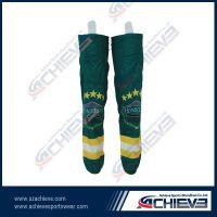Cheap custom sublimation ice hockey socks
