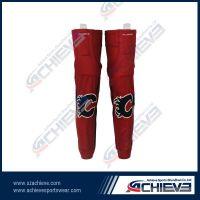 Cheap sublimated ice hockey  sock wholesale