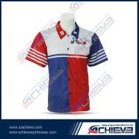 2013 new custom sublimation racing shirt