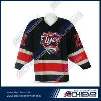 2013 new sublimation ice hockey jersey wholesale