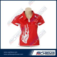 high quanlty  sublimation rugby jersey