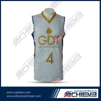 2013 new style basketball jersey , basketball unfirom for team