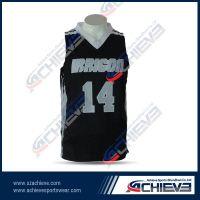 Custom men's Basketball Jerseys Custom Sublimation Basketball Tops