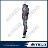 2013 new elegant custom printed leggings for women
