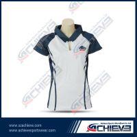 High quality custom design golf polo shirt
