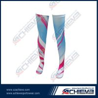 custom young girls leggings with full sublmation printing