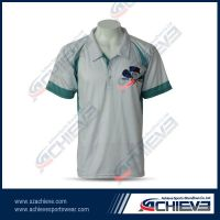 Short sleeves polo shirts with high quality