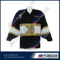 2013 hot selling sublimate ice hockey uniform