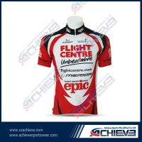 sublimation bicycle uniform with own design