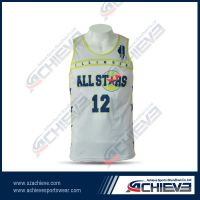 custom full sublimation vest with new design in 2014
