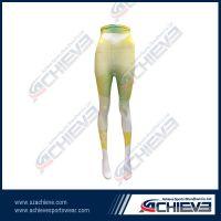 2014 New Fashion Design Sports Tights