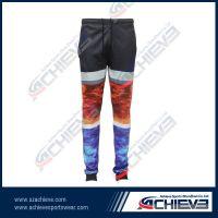 newest colorful custom tight leggings