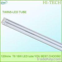 LED tube 18w/16w