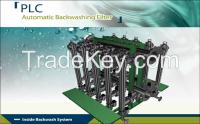 PLC Scraper Automatic Filter/ CJD