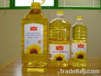 Refined Edible Sunflower Oil.