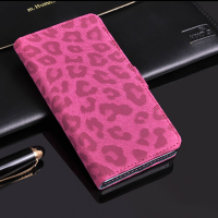 Hot sales stand case for sony xperia z l36h ,leopard phone case for sony l36h