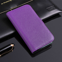 Licheen texture pu  wallet case for sony l36h,for sony xperia z l36h leather case