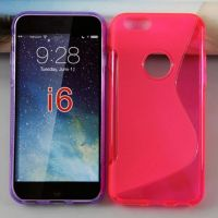 Newest s line tpu case for iphone 6,for iphone 6 tpu case
