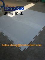 uhmwpe artificial ice rink board