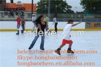 uhmwpe synthetic ice rink board