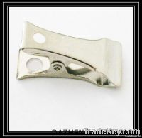 220mm length durable small clip with nickel color